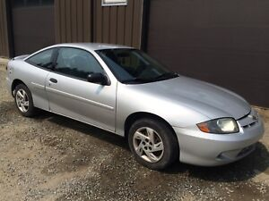 2005 Chevy cavalier 2dr