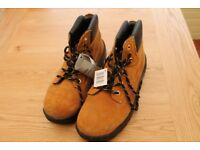 Leather Safety Boots - New