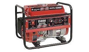 king 1500 4 stroke watt generator