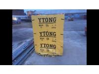 Building blocks ytong six pallets