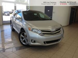 2013 Toyota Venza *RESERVE*CUIR*TOIT PANO*1 SEUL PROPRIO*