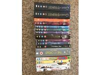 Selection of Box Sets