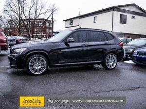 2015 BMW X1 3.5i M SPORT