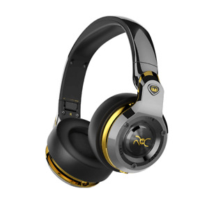 ROC Sport Black Platinum Over-Ear Headphones By Monster ®