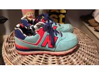 New Balance trainers ( size 3)