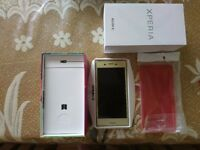 sony xperia x lime gold (brand new)