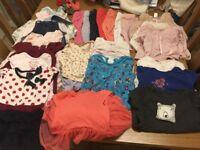 Girls 3-6 clothes bundle