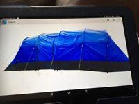 Bentley 8 birth tent
