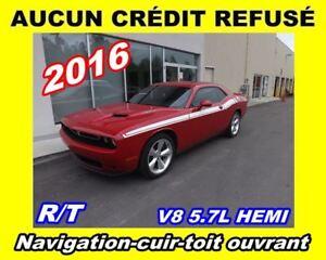 2016 Dodge Challenger **R/T**V8**Toit ouvrant,Navigation,Cuir**