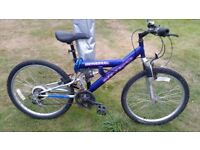 Job lot 6 spare or repair bikes
