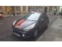 09/2009 PEUGEOT 207 (VERVE),1.4 PETROL,ONE OWNER,LOW MILLEAGE*ONLY 67K*!!!