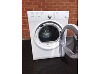 Hotpoint Aquarius tumble dryer vented 8kg. Perfectly working! Like a new! Free delivery in Bristol!