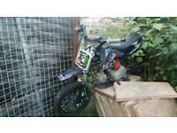 110cc jukebox pit bike for sale or swaps