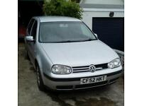 Vw golf tdi for spares