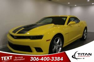 2014 Chevrolet Camaro SS|Heated Leather|20175 Kms|PST Paid