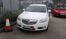 Vauxhall INSIGNIA 59 Plate low mileage 2 owners from new