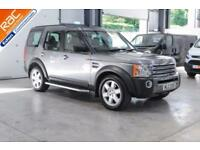 2008 LAND ROVER DISCOVERY 2.7 3 TDV6 HSE 5D AUTO 188 BHP DIESEL