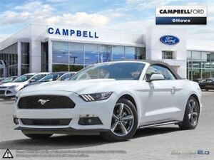 2016 Ford Mustang V6 CONVER-16, 000 KMS-EXCELLENT SHAPE