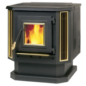 Great condition England Pellet Stove