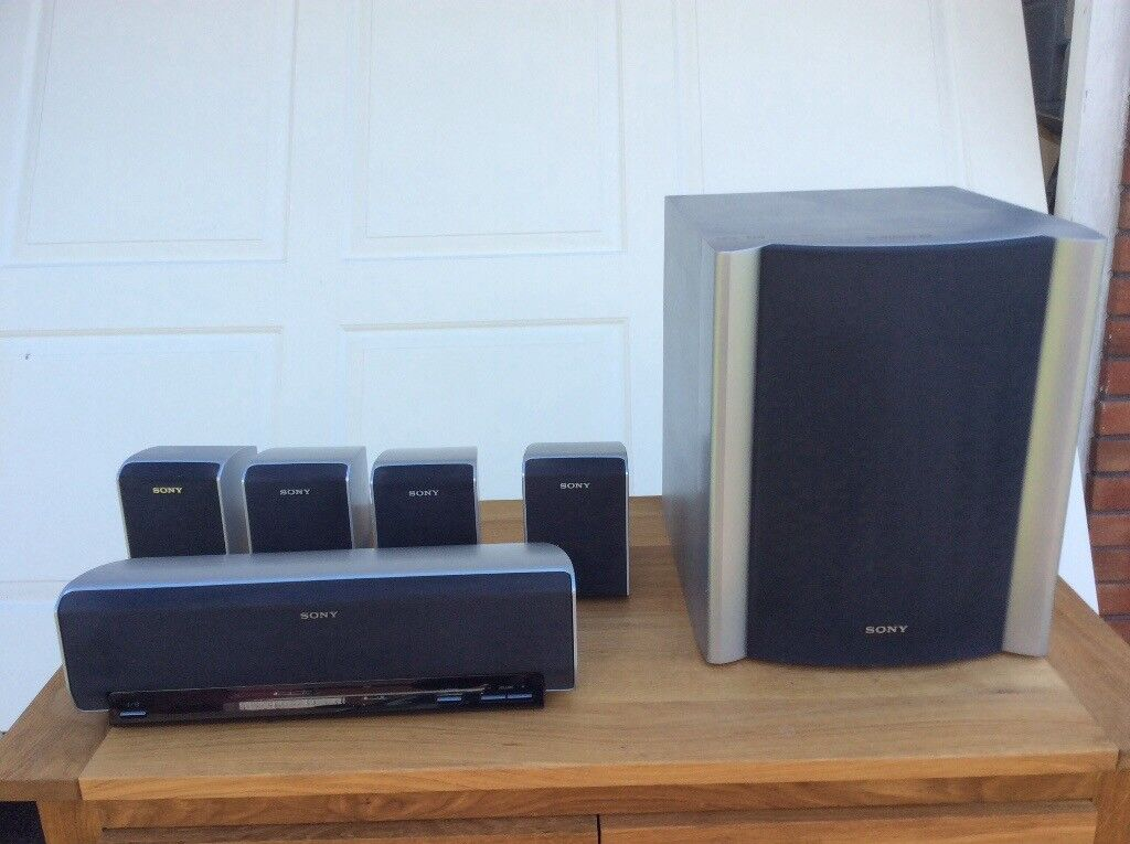 Sony Surround Sound Excellent condition