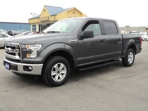2015 Ford F-150 XLT SuperCrew 3.5 L 5ft Box