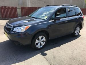 2015 Subaru Forester 2.5i, Steering Wheel Controls, AWD