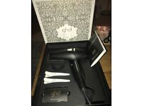 Ghd atctic gold hair dryer