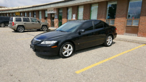 2004 MAZDA 6 safety include in the price!!FINANCING  AVAILABLE!!