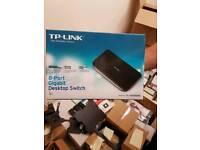 NEW TP-LINK 8 port desktop switch