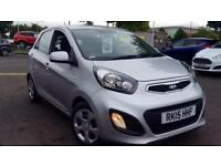 2015 Kia Picanto 1.0 1 5dr Manual Petrol Hatchback