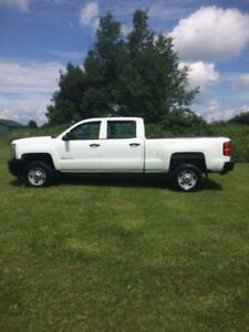 2015 CHEVROLET SILVERADO 2500 HD ONLY 22900$ NEG !!