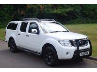 2012 Nissan Navara Tekna.. Double Cab Pickup.. Diesel.. Tiptronic Auto.. FSH.. Very Hi Spec. NO VAT