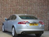 Jaguar XF V6 Premium Luxury 2.7L 4dr