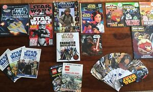 LOT OF STAR WARS BOOKS