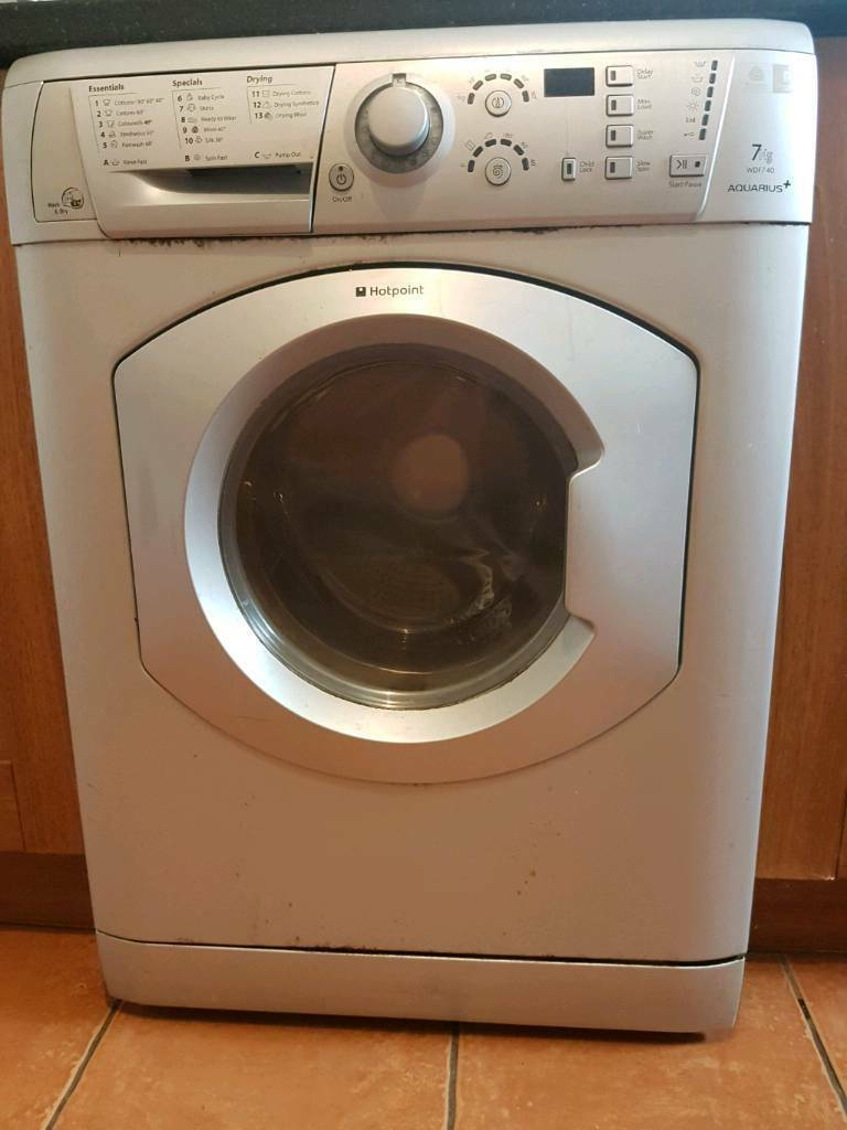 Hotpoint Washing Machine Spares hotpoint washing machine *spares or repair! | in ammanford