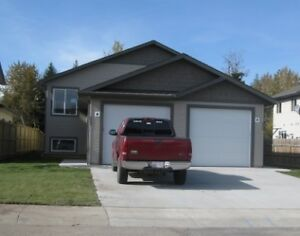 Newer Basement apartment.  Sylvan Lake.  2 BR plus den
