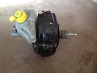 VW Sharan, Ford Galaxy master cylinder