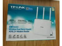 TP-Link Archer D9 modem/router
