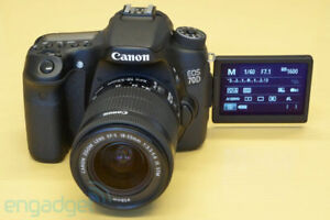 Like new Canon 70d, won't last long!