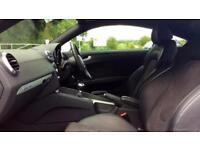 2014 Audi TT 2.0 TDI Quattro Black Edition Manual Diesel Coupe