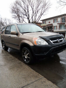 2003 Honda CR-V tts options VUS