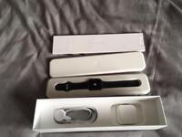 Apple Watch series1 sport black 38mm