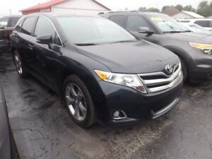 2015 Toyota Venza XLE AWD LEATHER SUNROOF