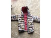 Toddler girl jacket from next 12-18m