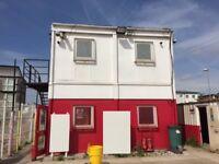4 Unit Site Office/ Accomodation Block