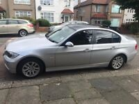 BMW 2007 3 Series 2.0 318i with Gloss Black Wrapped Roof- QUICK SALE at £2495.00 ONO