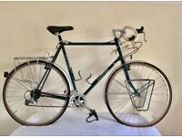 Dawes Galaxy Touring Bike for sale. 1994, one owner in excellent condition. £350