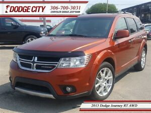 2013 Dodge Journey RT | AWD | PST PAID
