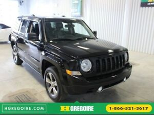 2016 Jeep Patriot High Altitude 4X4 Cuir Toit Ouvrant