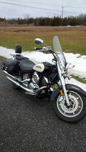 2008 Yamaha 1100 VStar Custom Classic